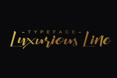 Luxurious Line