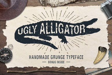 Ugly Alligator