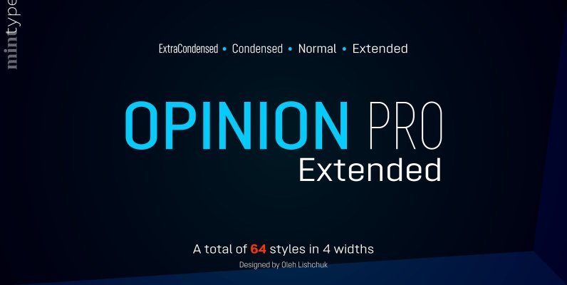Opinion Pro Extended