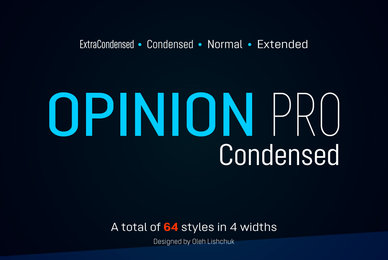 Opinion Pro Condensed