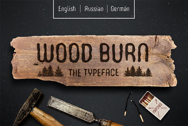 Wood Burn