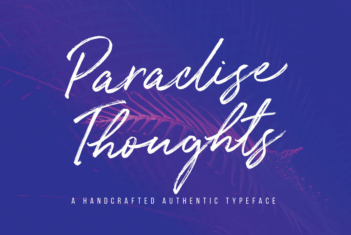 Paradise Thoughts