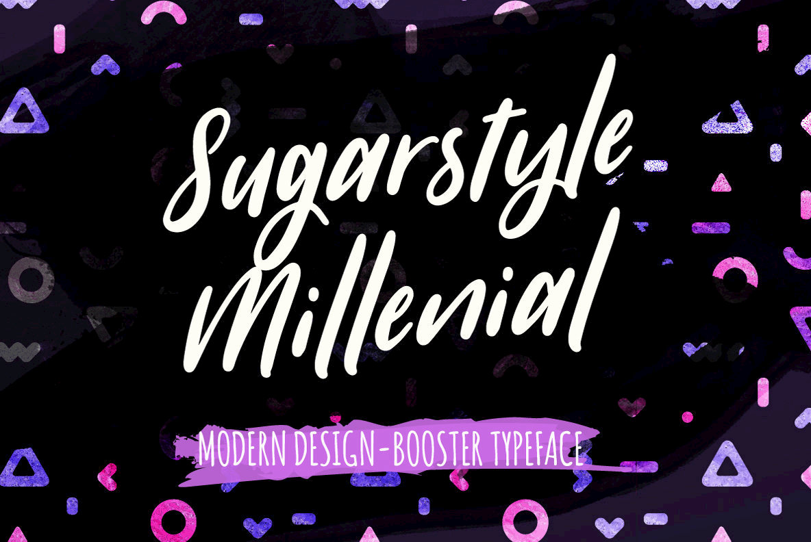 Sugarstyle Millenial