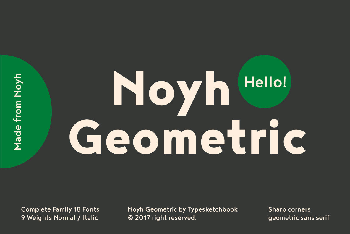 Noyh Geometric