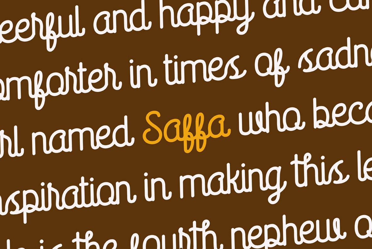 Saffa Script