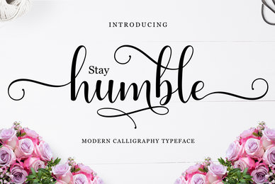 Stay Humble Script