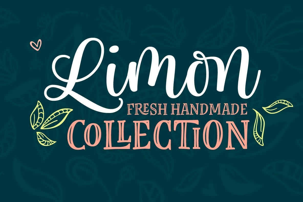 limon font for mac download