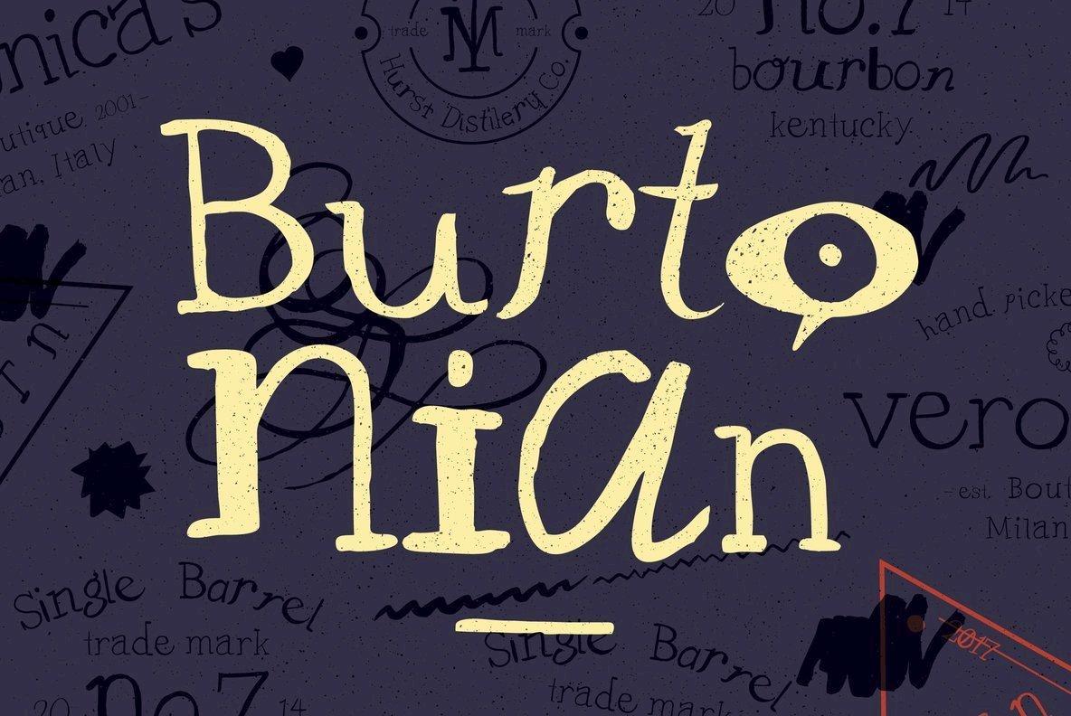 YWFT Burtonian