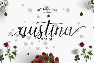 Austina Script