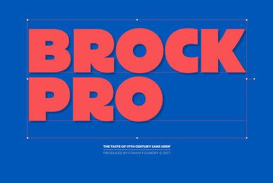 Brock Pro