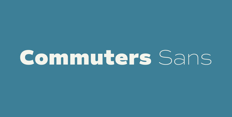 Commuters Sans