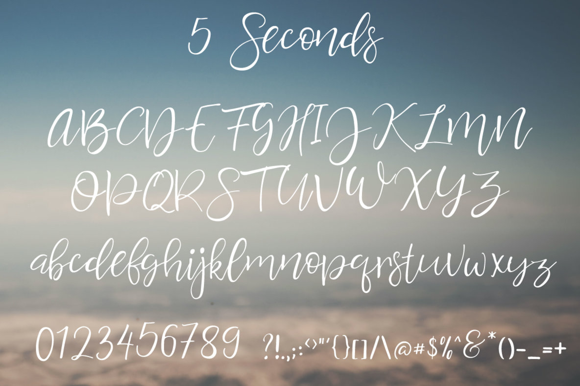 5seconds