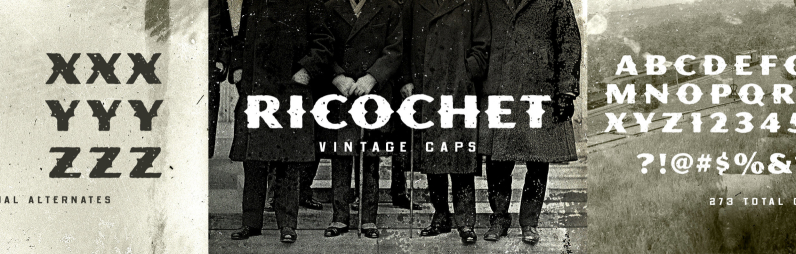 Ricochet Caps