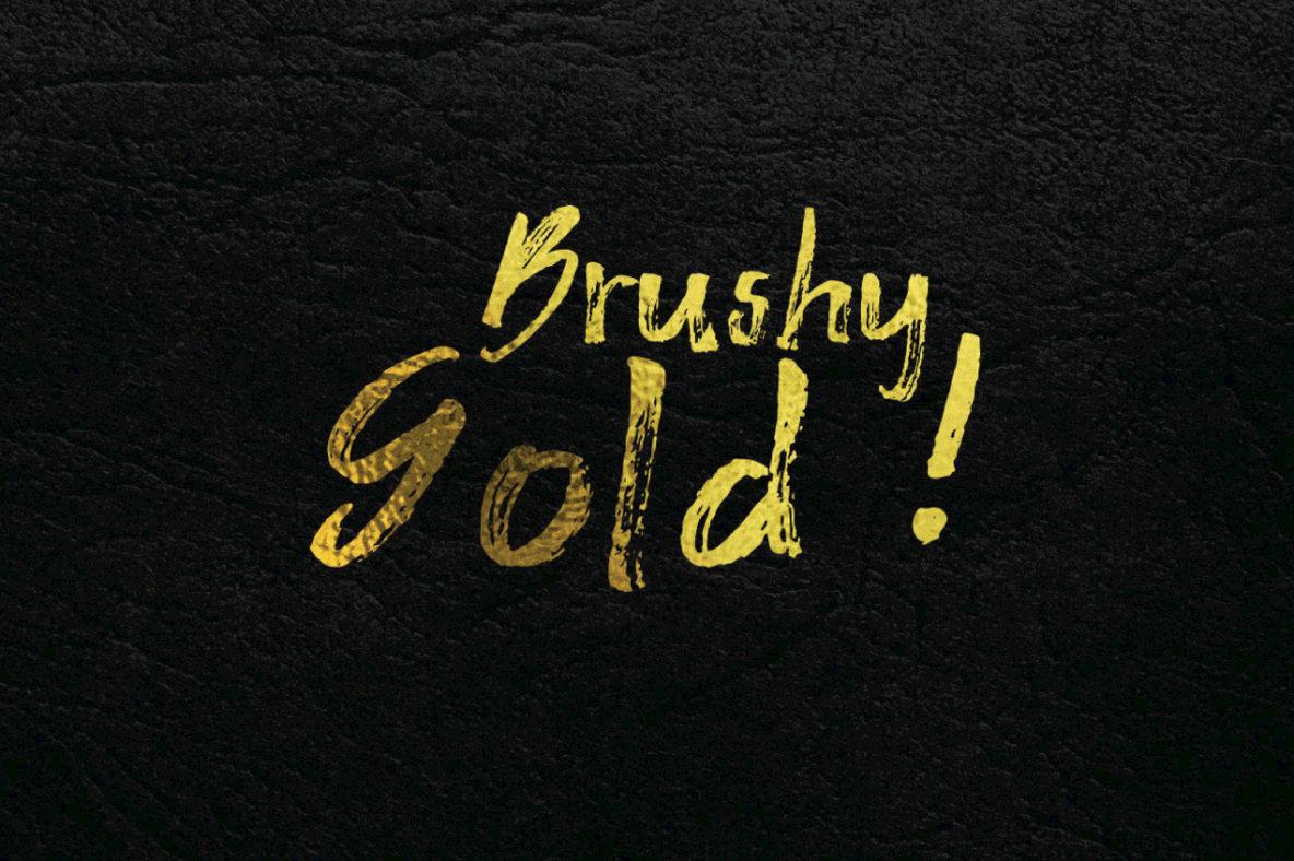 Brushy