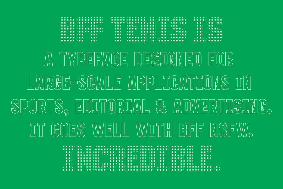 BFF TENIS