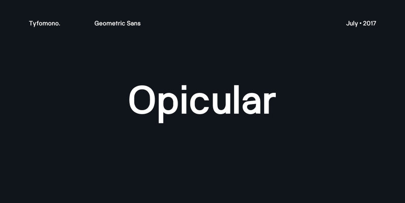 TF Opicular