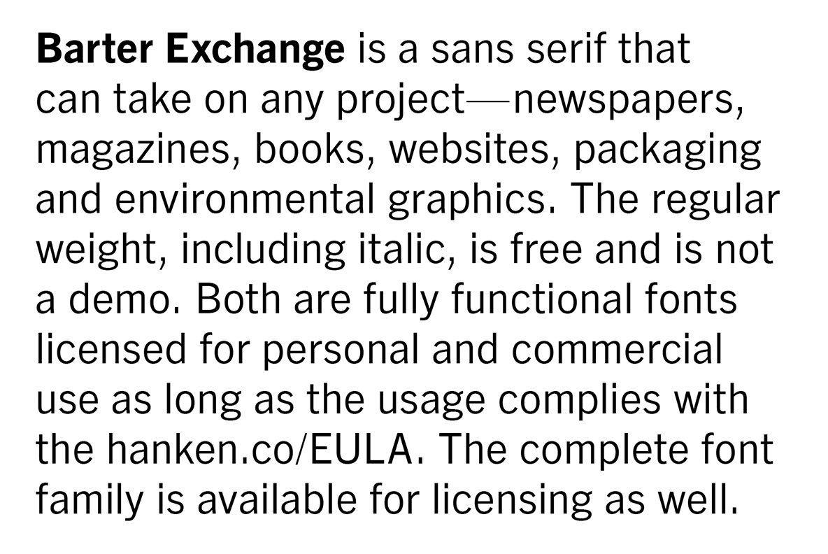 Barter Exchange