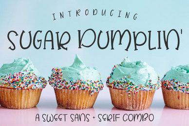 Sugar Dumplin Duo