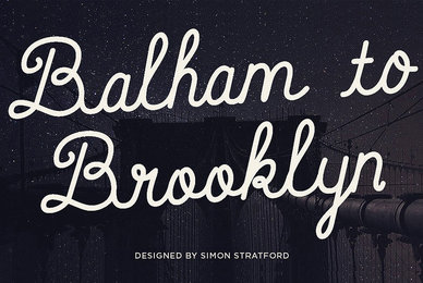 Balham to Brooklyn