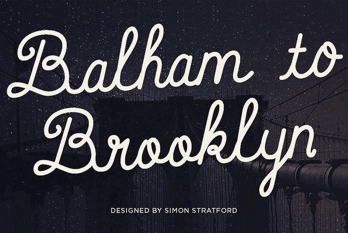 Balham to Brooklyn