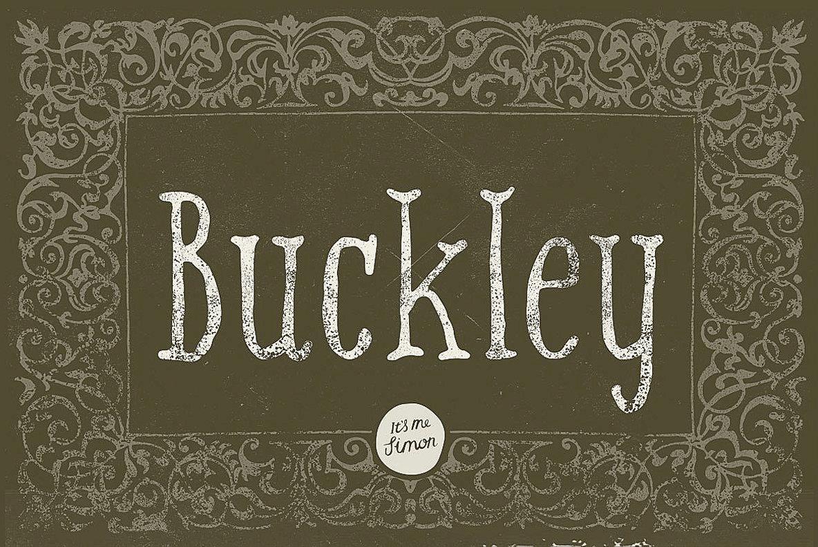 Buckley Serif