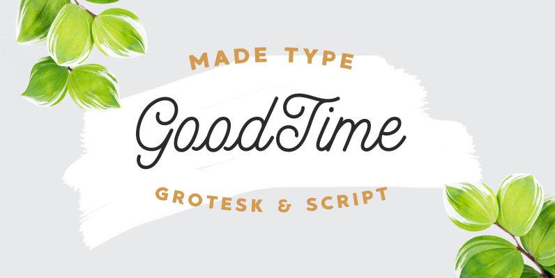 MADE GoodTime