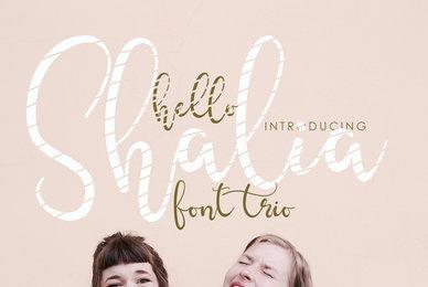Hello Shalia