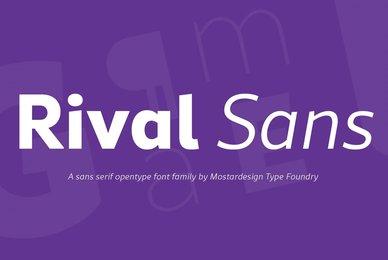 Rival Sans