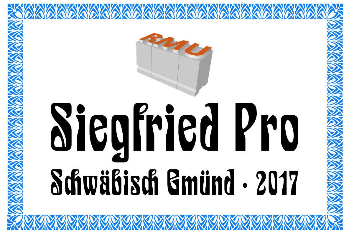 RMU Siegfried Pro