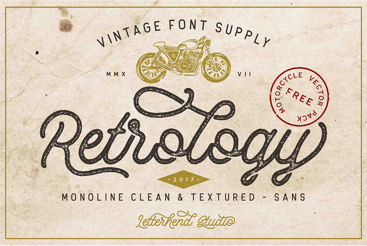 Retrology Monoline
