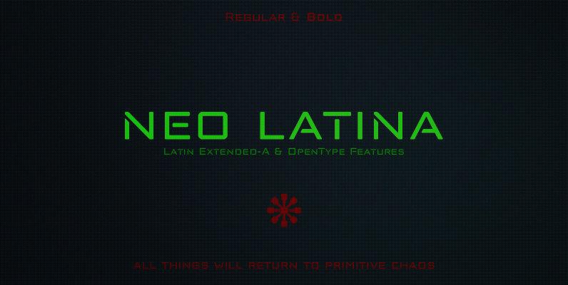 Neo Latina