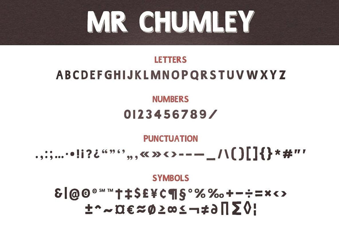 Mr Chumley