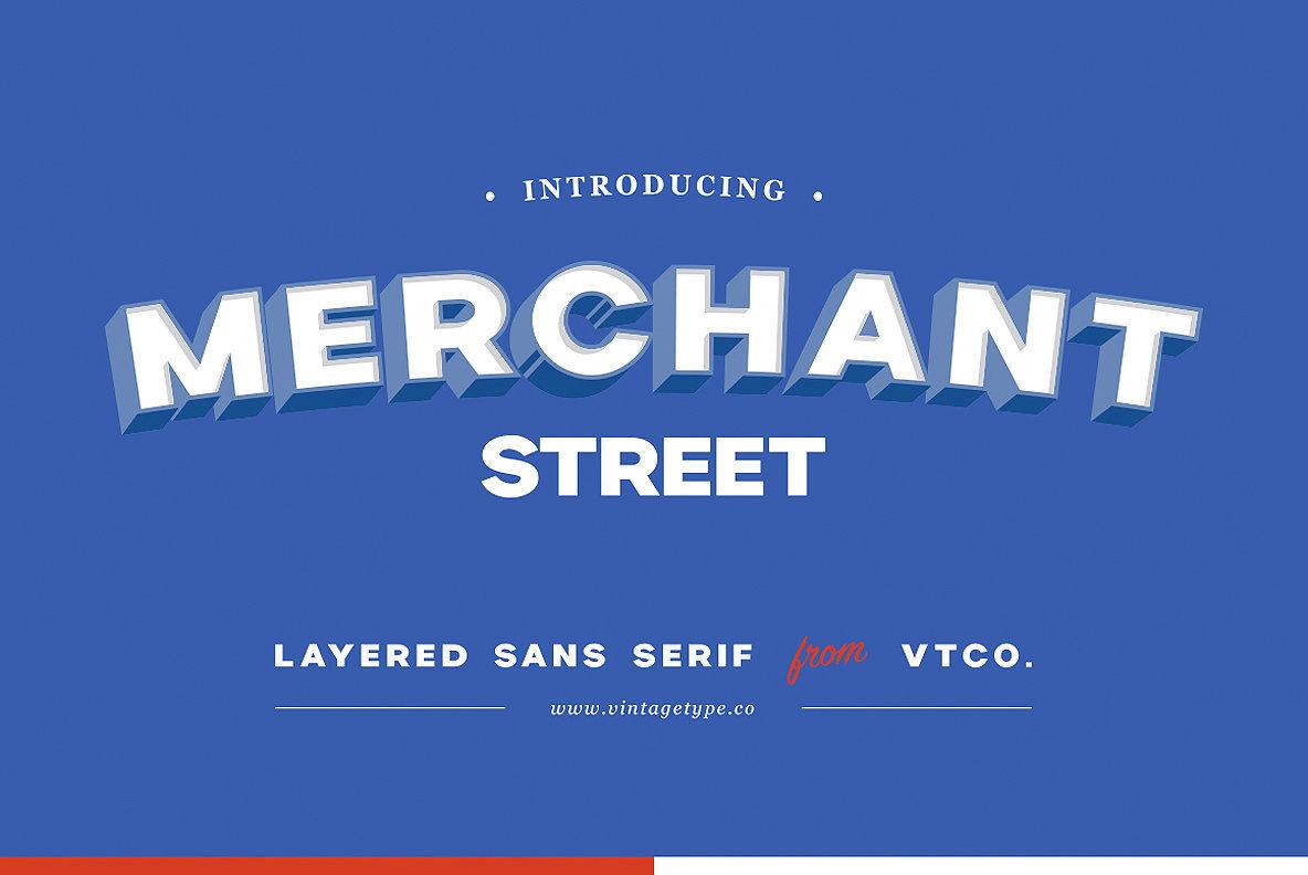 Merchant Street Sans