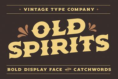 Old Spirits
