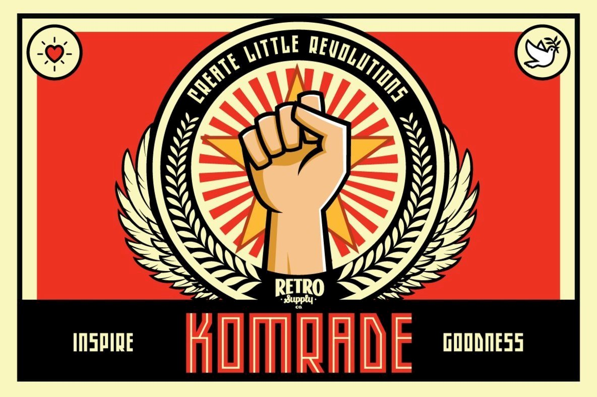 Komrade