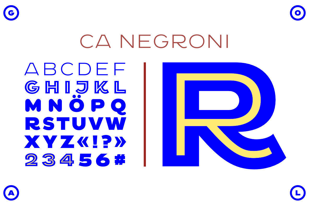 CA Negroni