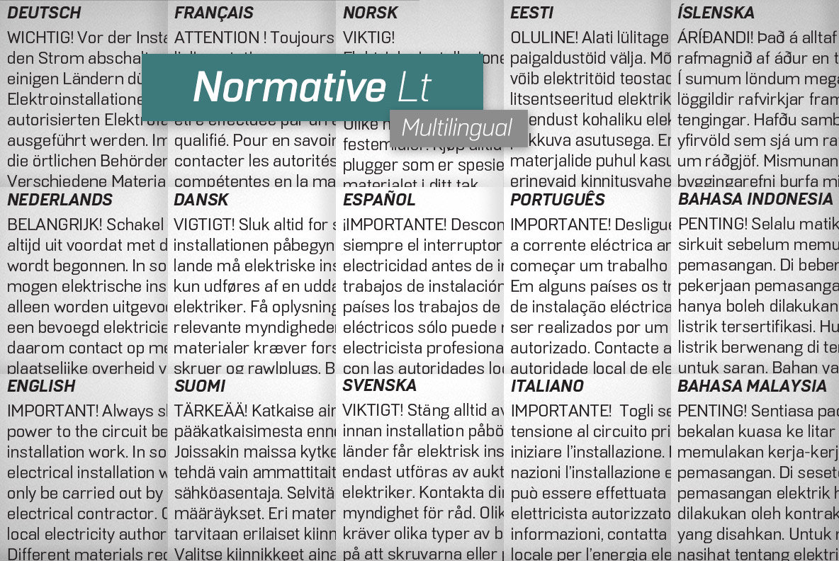 Normative Lt