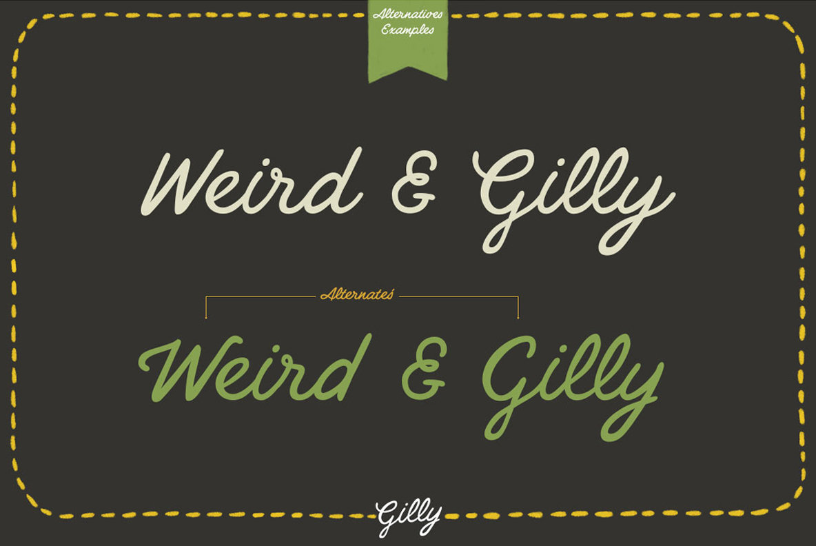 Gilly Script