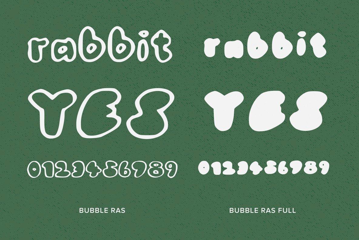 Bubble Ras