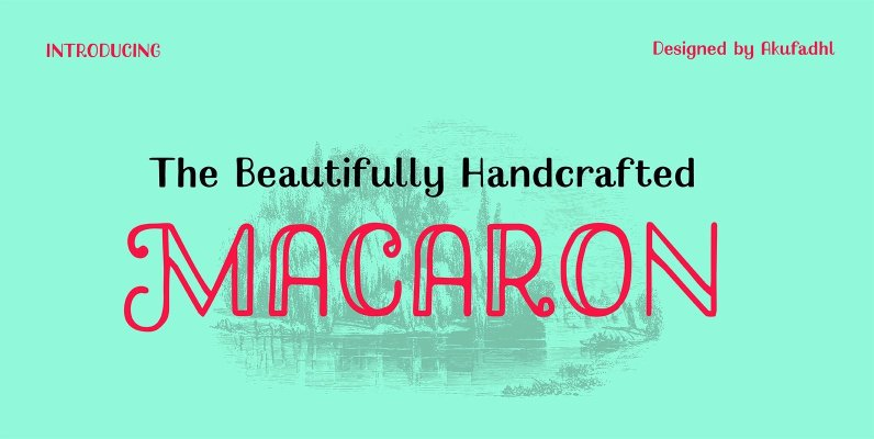 Macaron Handcrafted