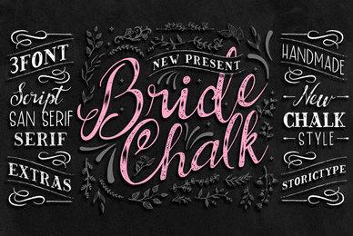 Bride Chalk