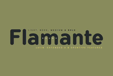 Flamante Round