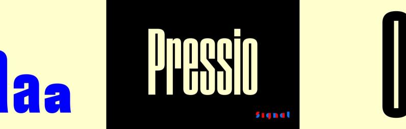 Pressio