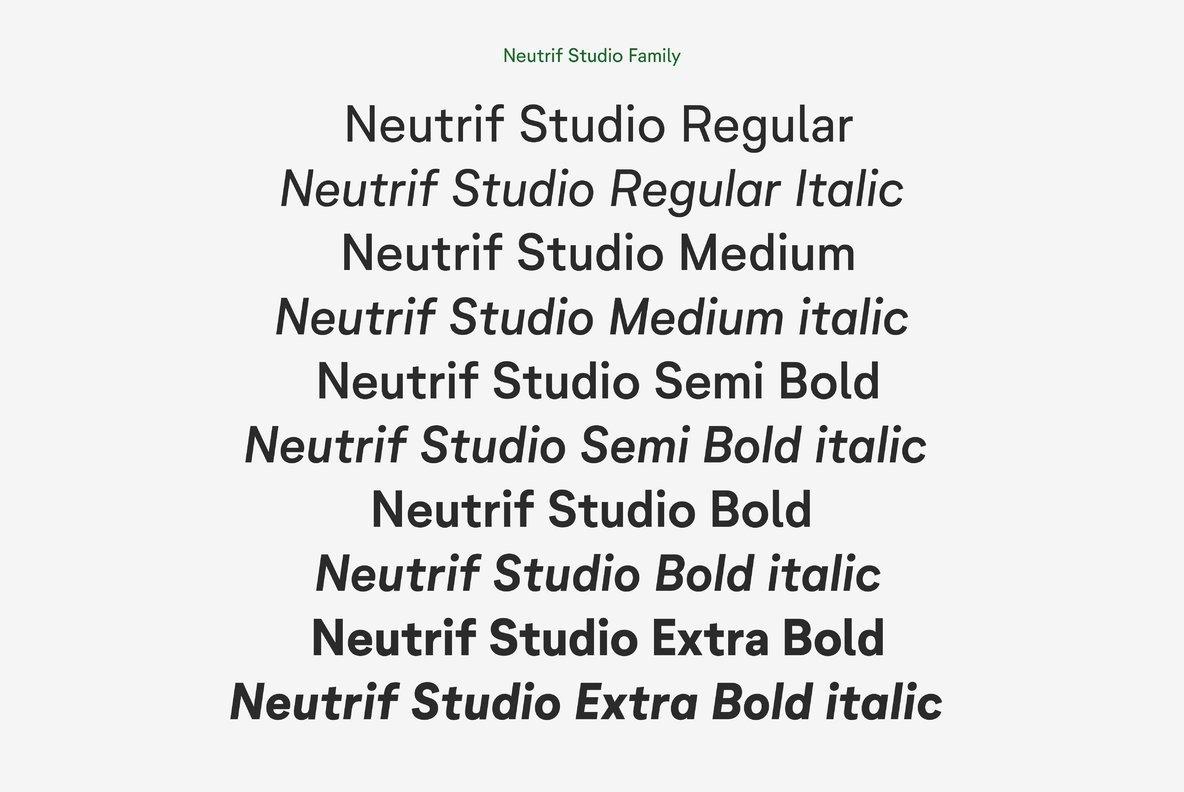 Neutrif Studio