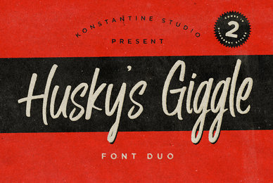 Husky Giggle