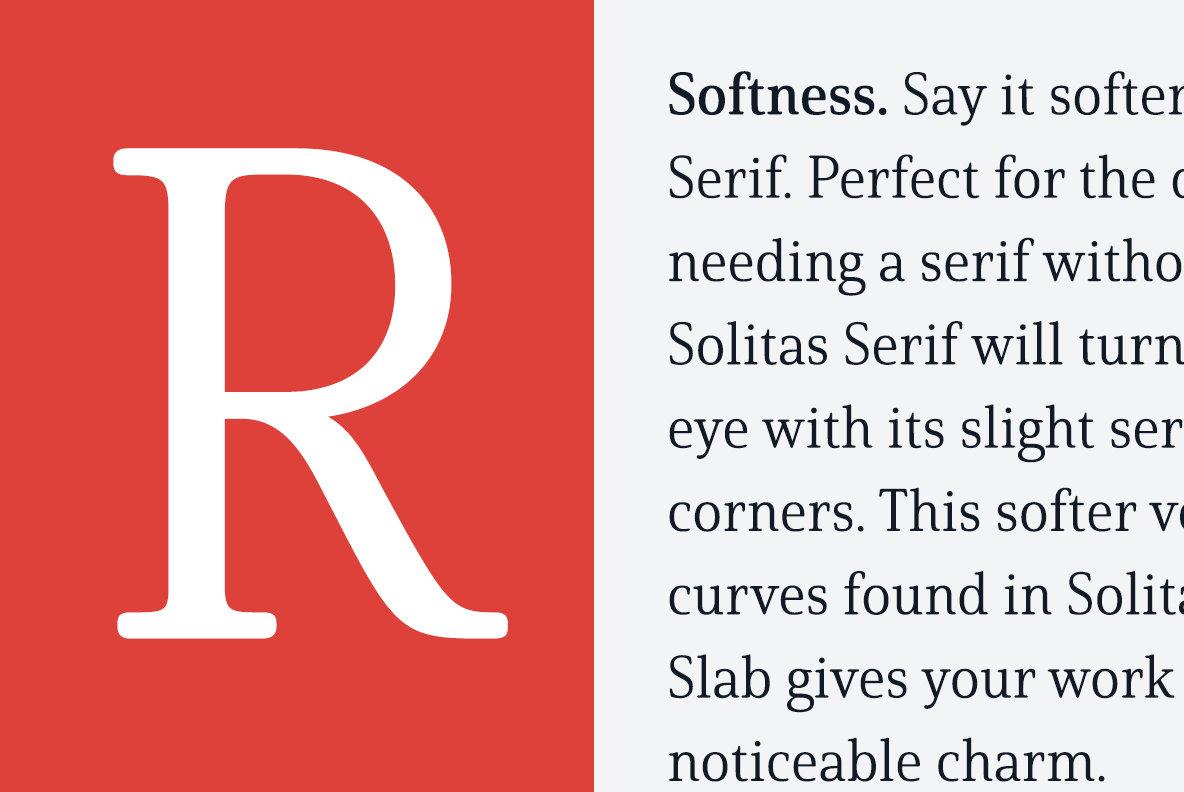 Solitas Serif
