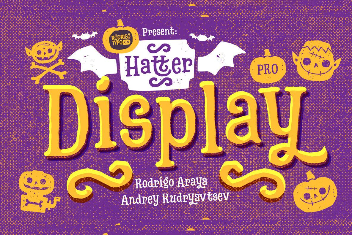 Hatter Display Pro