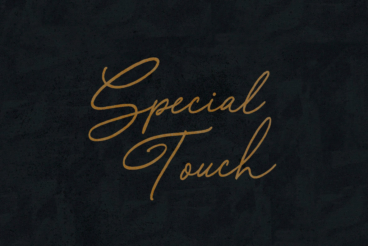 Special Touch