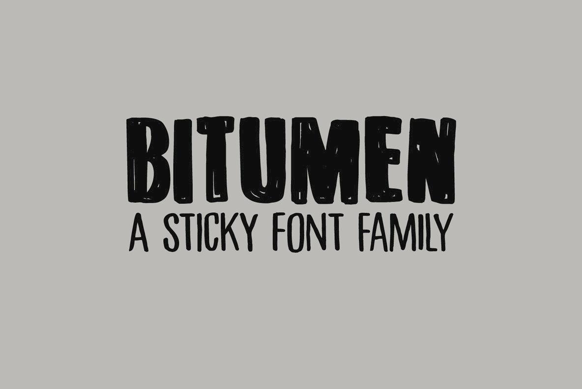 Bitumen