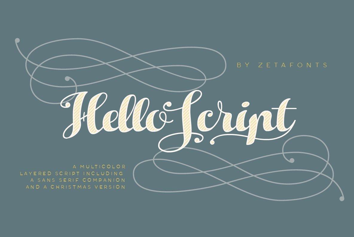 Hello Script